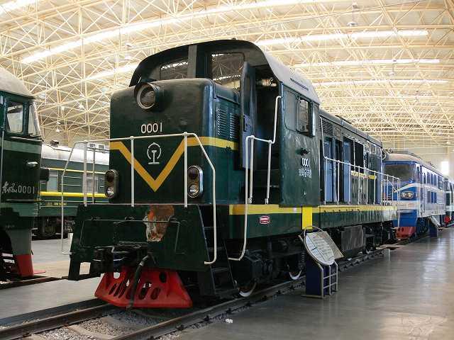 083_中国鉄道博物館