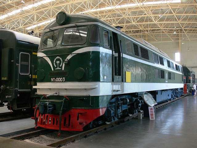 085_中国鉄道博物館