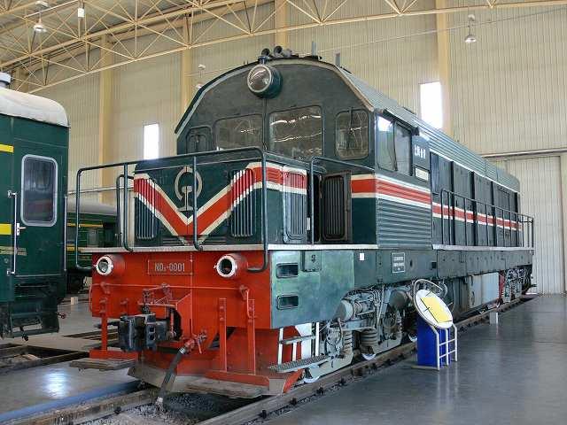 087_中国鉄道博物館