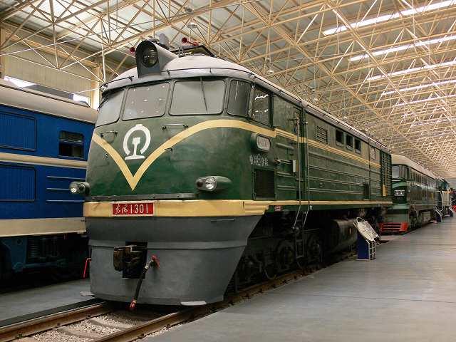 091_中国鉄道博物館