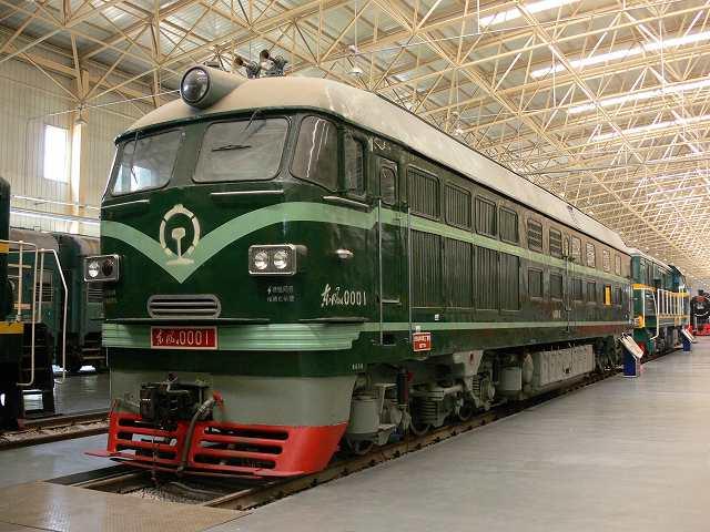092_中国鉄道博物館