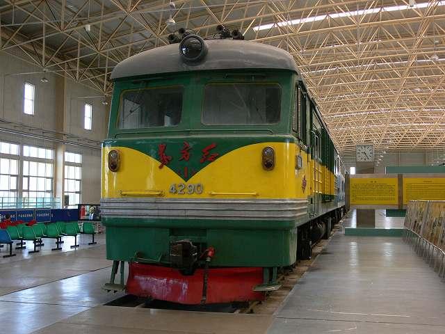 101_中国鉄道博物館