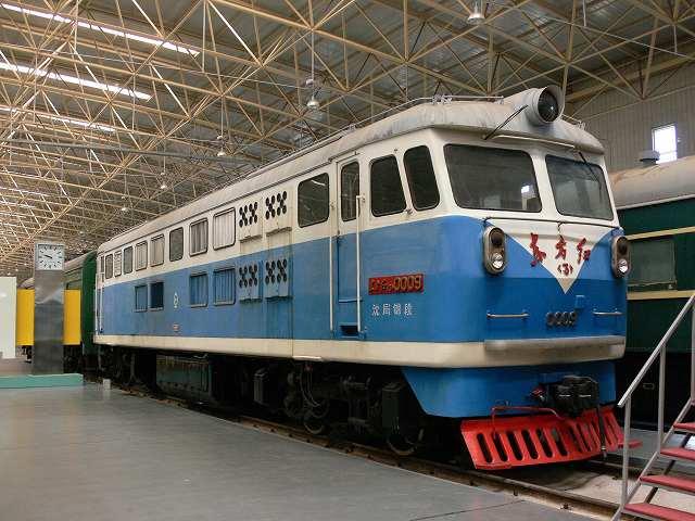 105_中国鉄道博物館