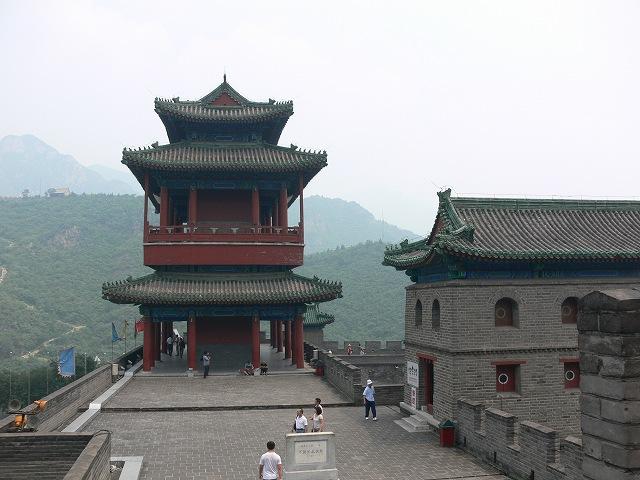 116_万里長城(居庸関)