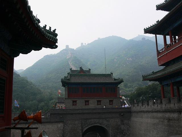141_万里長城(居庸関)