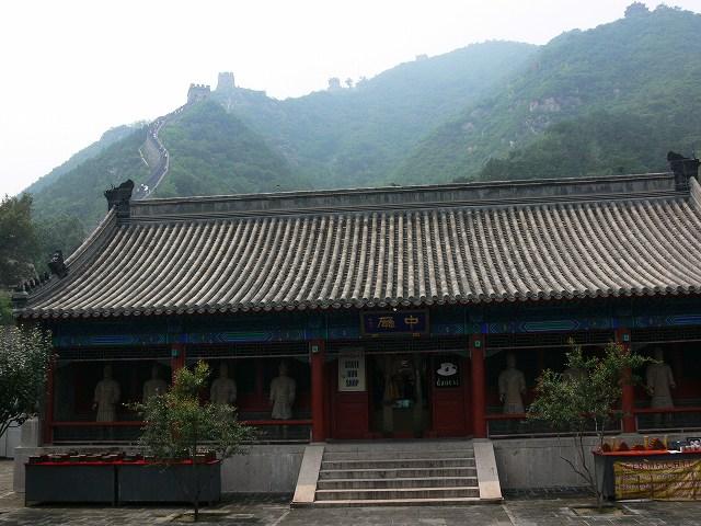 171_万里長城(居庸関)