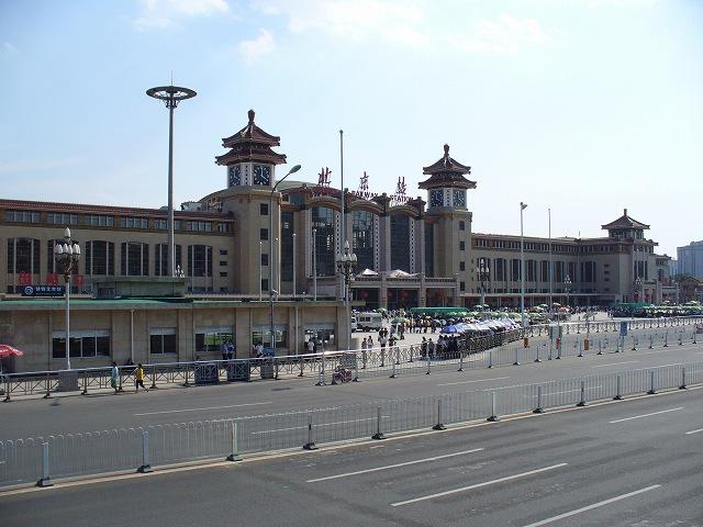 P065_北京駅
