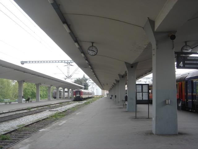 テッサロニキ駅