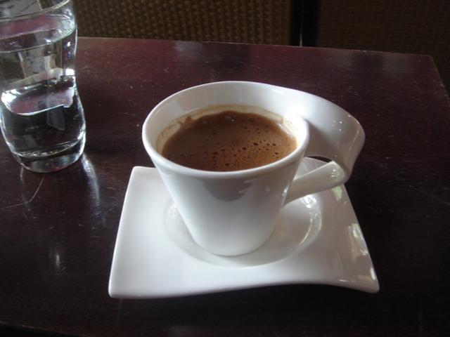 グリークコーヒー