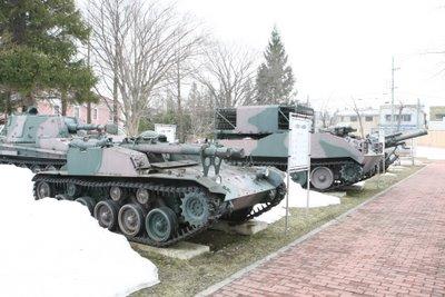 青森駐屯地 防衛館