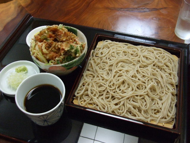5.江戸川区 手打ち蕎麦 ふる川 (1)