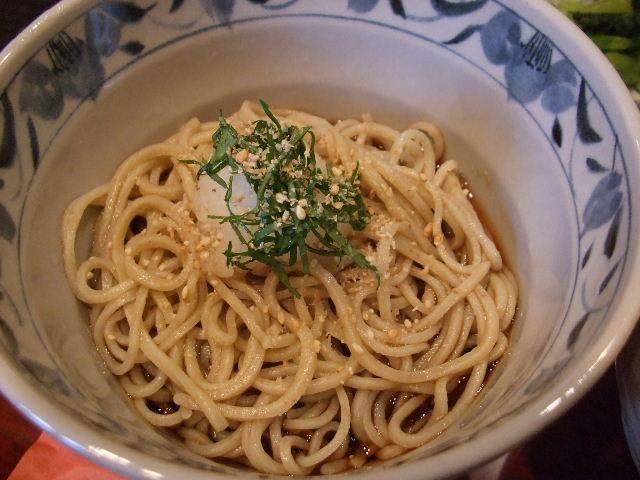2.北上野 蕎麦 義 (8)