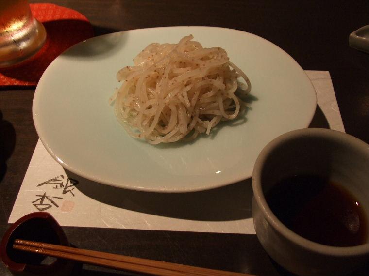 15.手打ち蕎麦 銀杏 (9)