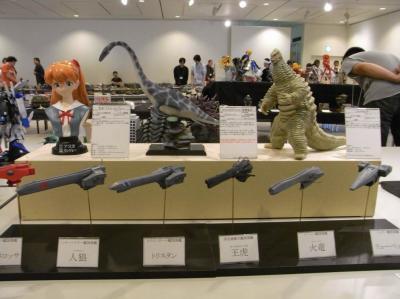 新潟県模型展示会自分01