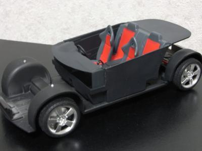 RX-8車台