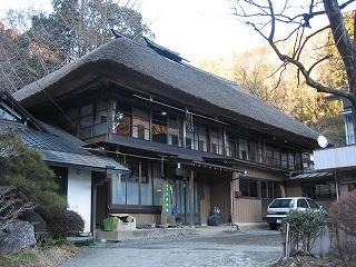横川温泉・巴屋旅館