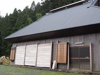 生杉のお寺