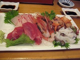 寿司丸にて