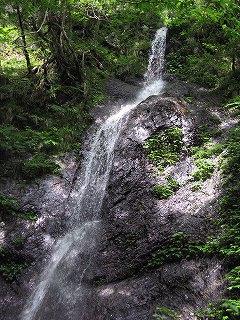 コモンバの滝