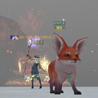 みゆたまと狐1