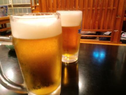 週末の乾杯