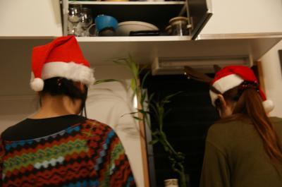 クリスマスパーティー-4