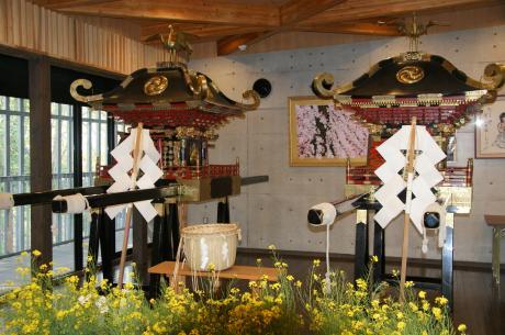 玉前神社春まつり-1