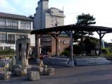 浅虫温泉(足湯)