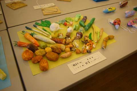 野菜がいっぱい!