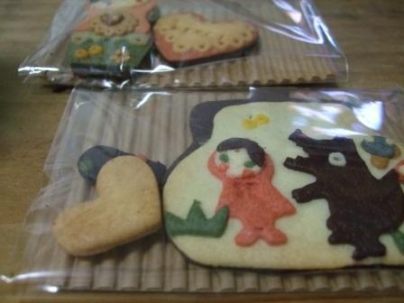 絵本クッキー