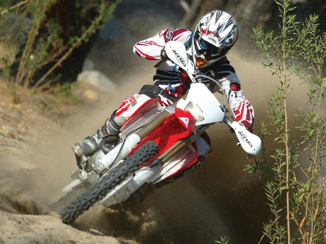 2008 CRF450X 2