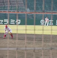 09.3.18 ショート梵、レフト緒方