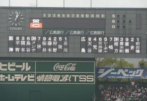 09.3.22 今日のスタメン
