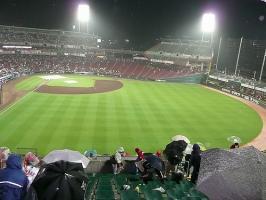 09.4.16 雨で中断