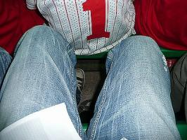 09.5.23 座席が狭い・・・
