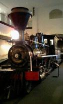 蒸気機関車「しづか」(準鉄道記念物指定第1号)