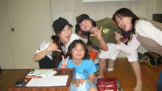 須賀川子供達
