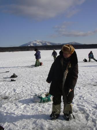 冬の釣り2