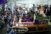 9月7日 角館のお祭り (1)