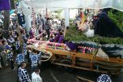 9月7日 角館のお祭り (2)
