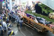 9月7日 角館のお祭り (3)