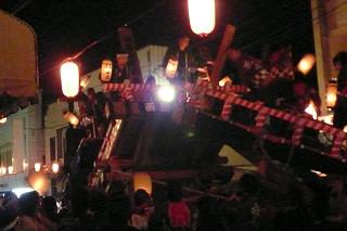 9月8・9日 角館のお祭り (19)