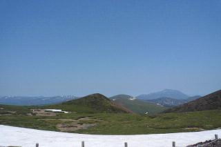 秋田駒ヶ岳 5月26日 (4)