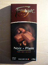 Favarager 《Noir-Plain 70% de cacao》