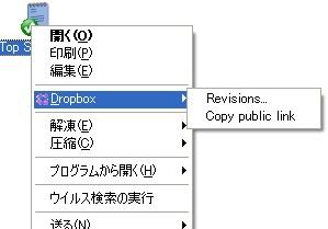 Dropbox.comサムネイル