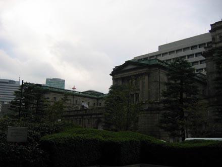 日本銀行③