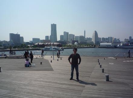 大桟橋埠頭から