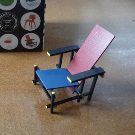 リートフェルトの椅子