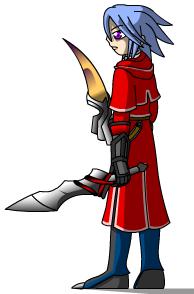 氷炎剣ヴィルマフレア