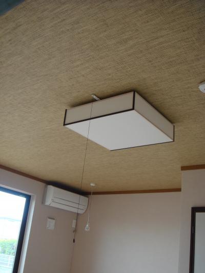 和室ライト
